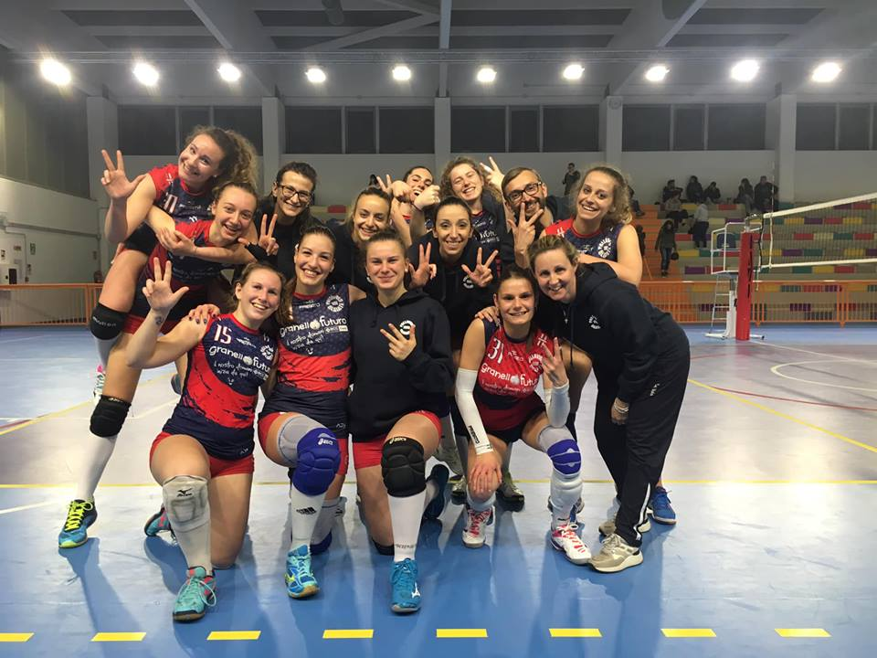 3 punti importanti. Seconda Divisione vince 3 - 0 sul Bellagio