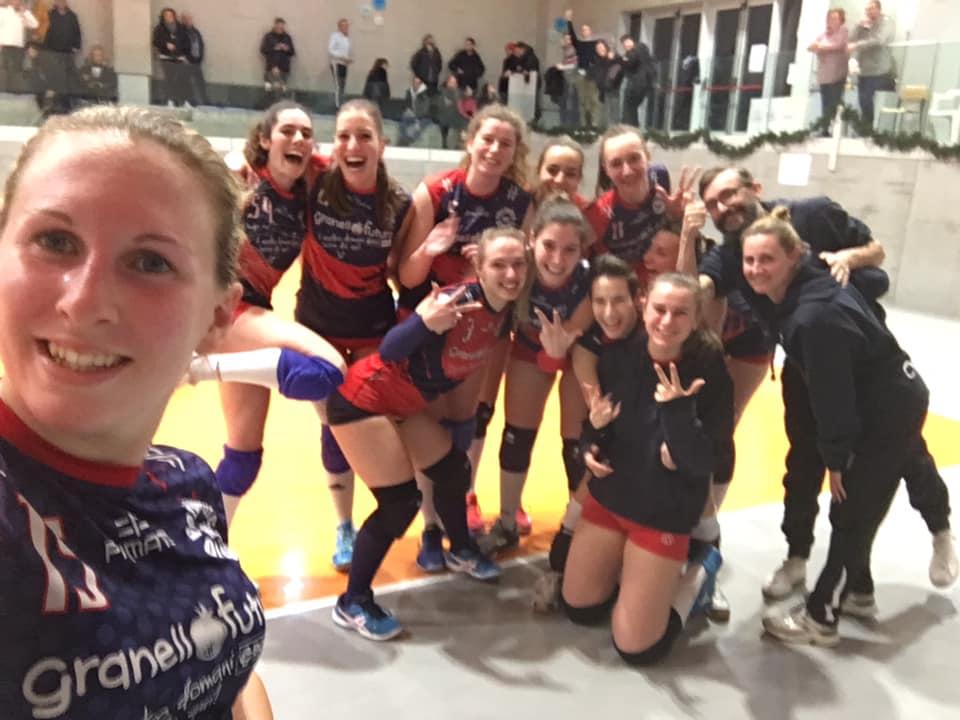 Pallavolo Olgiate al 5° posto: vittoriose 3 - 2 contro l'Olimpia Volley di Cadorago